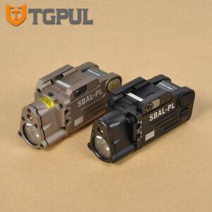 Tactical SBAL-PL Weapon Light Combo Red Laser Strobe Flashlight