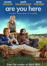 Are You Here (DVD, 2014)