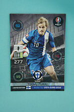 Panini Adrenalyn XL Road to Uefa Euro 2016 Teemu Pukki Limited Edition