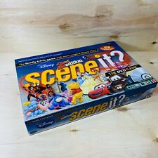 Disney Scene It? 2nd Edition DVD Game Complete