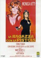 LA RAGAZZA CON LA PISTOLA  DVD DRAMMATICO