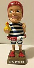 Mr. Punch Limited Edition Swimmer Make A Splash Bobblehead Doll