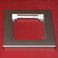 Merten 486160 M-PLAN-Abdeckrahmen 1fach aluminium matt Neu (P4)