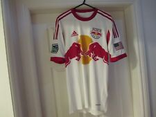 adidas New York Red Bulls 2013/14 - HOME Authentic Player Jersey - (S) MLS Shirt