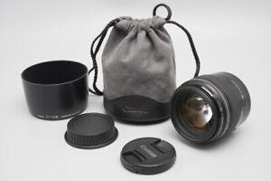 Canon EF 85mm f/1.8 F1.8 USM Lens, suit EOS 6D 5D Mark II III IV 1DX