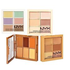 NYX  3 CP0 Conceal,Correct, Contour Palette- Pick Any 1 Color !!!!!