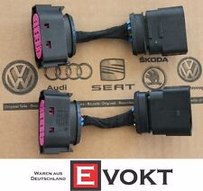 VW Golf 4 Adapter For Original Xenon Headlight Wiring Harness Cable R32 GTI MK4