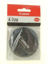 Canon E 72U Tapa de la lente es para uso con lentes USM canon hecha por Canon E-72U