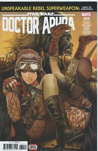 Marvel 2019 STAR WARS DOCTOR APHRA #34 Very Fine 034 Disney+ Comics Bag/Board