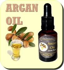 Argan Oil - 100% Pure Oil 25mL with dropper Cold Pressed Oil for Hair and Skin