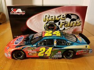 2007 Jeff Gordon #24 Dupont '57 Chevy Color Chrome Chevy Monte Carlo SS 1:24 CWC