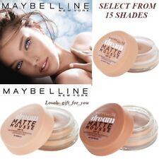 Maybelline Dream Matte Mousse SPF15 Matte Perfection Foundation Lightweight Feel