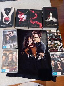 Twilight saga collectables