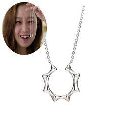 [JESTINA]J.Sole Necklace JNSVA942-M052TR/Silver Necklace/The Masters Sun/主君的太阳