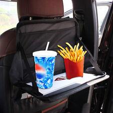 Car Back Seat Laptop Holder Tray Bag Mount Food Table Work Desk Organizer Travel
