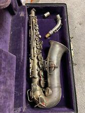 Cg Conn 1914 Alto Saxophone