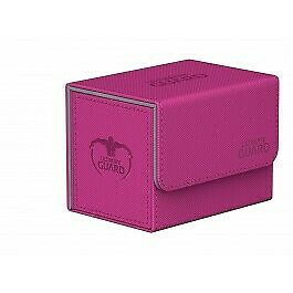 Ultimate Guard Deck Case Sidewinder 80+ Xenoskin Pink