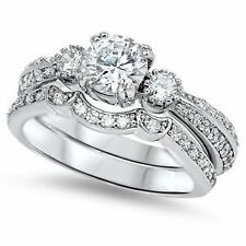 Engagement/Wedding Ring Sets
