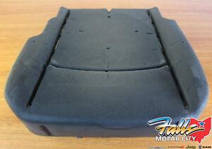 2009-2019 Dodge Ram 1500-3500 Driver Side Front Seat Foam Cushion Pad Mopar OEM