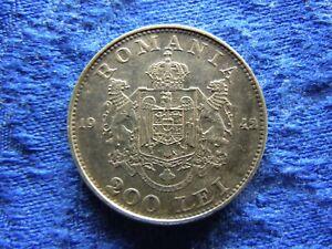 ROMANIA 200 LEI 1942, KM63