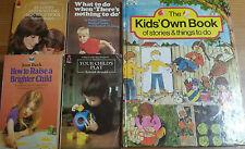 Children Themed Books x 10 - Bulk (Some are vintage)