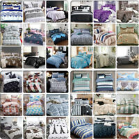 Duvet/Doona/Quilt Cover Set Queen/King/Super King Size Bed New Clearance Sale