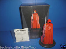 Star Wars Royal Guard 8-Inch Porcelain Statue By Attakus - Elite Collection New!