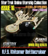 More details for star trek online starship collection issue 16: a.f.s. khitomer battlecruiser