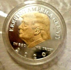 2020 Keep America Great Donald Trump coin-  24 grams