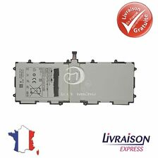 Batterie compatible SAMSUNG GALAXY Note 10.1 GN-N8000 /N8010. (SP3676B1A-1S2P)