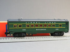 LIONEL NO 2400 POSTWAR GREEN COACH CAR MAPLEWOOD O GAUGE train 6-82726-M NEW