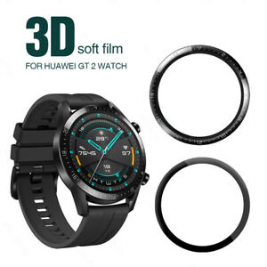 For Huawei Watch GT2e GT2 42mm/46mm 3D Curved Film Full Cover Screen Protector