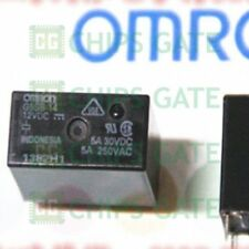 6PCS PCH-112D2H G5SB-14 12VDC Power Relay 5A 12VDC 5 Pins