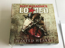 Duff McKagan's Loaded : Wasted Heart CD (2008)