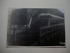 JAP539 - 1958 ODAKYU ELECTRIC RAILWAY ~ TRAIN PHOTO - Shinjuku Station Japan