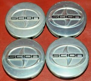 "2005-2010 Scion tC Center Caps Hubcaps 42603-21040 2.25"" Set of 4"