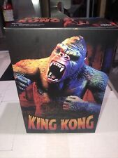 NECA KING KONG ILLUSTRATED COLOR VERSION FIGURE WALMART EXCLUSIVE