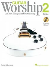 Guitar Worship Method Book 2 - Learn More Techniques and More Praise 000695927