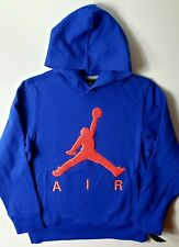 Nike Air Jordan Boys' Pullover Hoodie Size Small NWT