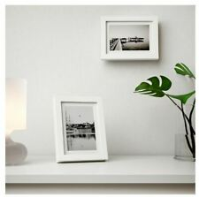 IKEA RIBBA Photo Frame Picture Display Square Box 3D Deep Frame 18 x 24 cm