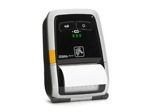 Zebra ZQ1-0UB0L010-00 Series ZQ110 Mobile Printer, Bluetooth 3.0