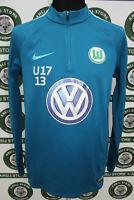 Maglia calcio WOLFSBURG TG M shirt trikot maillot jersey camiseta