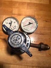 New listing Matheson 1L-580 Pressure Regulator 0-100 Psi, 0 to 3,000 Psi Cga-580