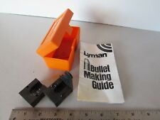 Lyman Custom Shop Bullet Mold Casting Mould Lead Casting 515141A Made in the USA
