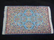 "4""x6"" #4 KK Dollhouse Miniature 1:12 Scale Floor Carpet  Woven Area Rug"
