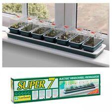 Guirlande jardin serre Super 7 électrique Windowsill Chauffé Propagateur