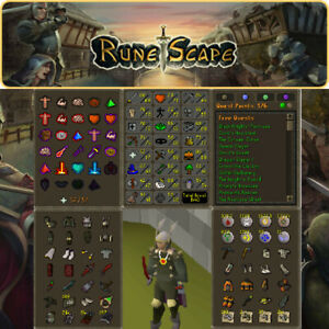 Ironman   20M Bank   Barrows Gloves 176QP   Karil Top   OSRS   Delivery 24 Hrs