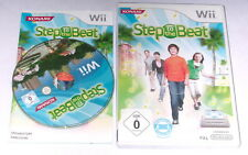 "Nintendo Wii juego ""Step to the Beat"" completamente"