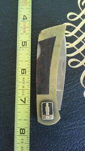 Vintage Gerber 97223 pocket knife see my other USA blades