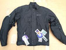 "SWIFT Mens Textile Waterproof Motorbike Motorcycle Jacket Size UK 36"" chest"